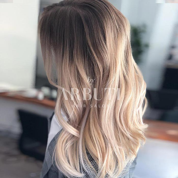 Friseur München, Balayage München, Arbuti Hair Salon