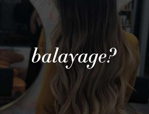 Was ist Balayage? Friseur München erklärt!