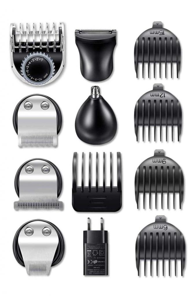 Haarschneider-Aufsatz