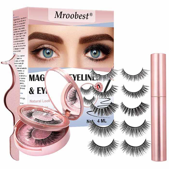 Magnetische-Wimpern