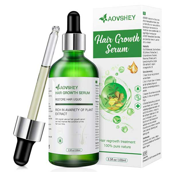 Aovshey Hair Growth Serum