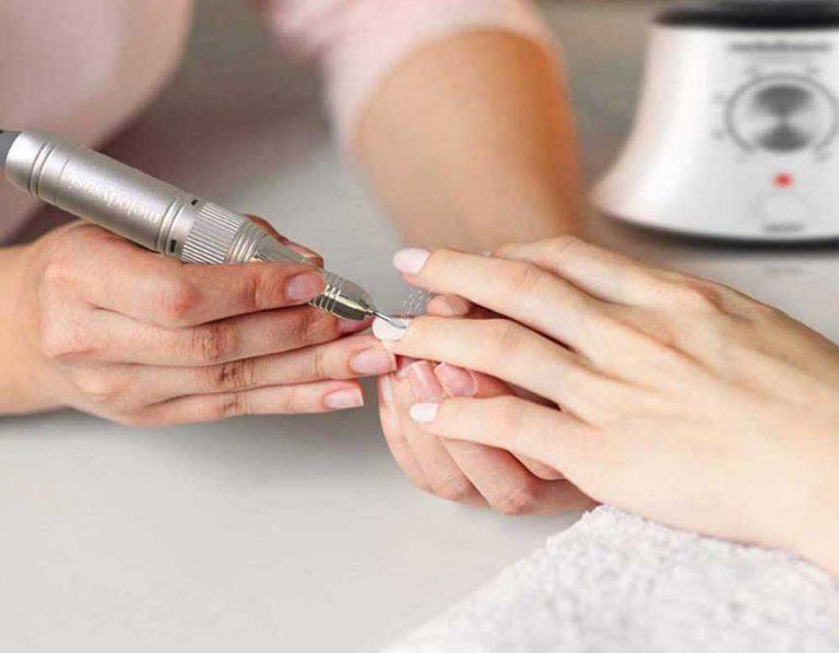 lima de uñas eléctrica