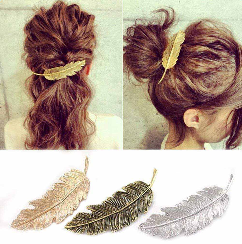 Haarklammern-Haarspangen
