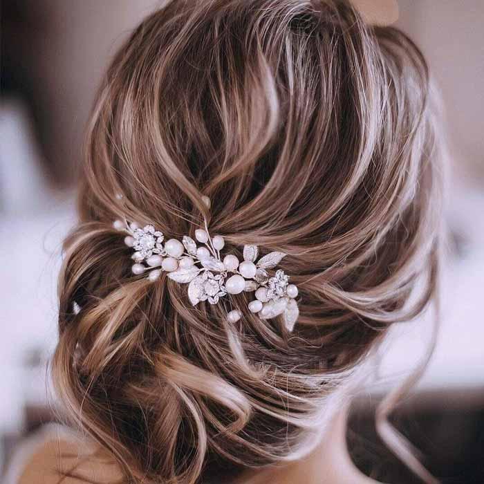 Hochzeit-Haarschmuck