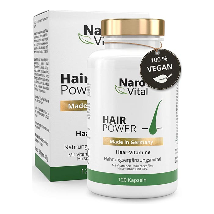 Naro Vital Hair Growth Serum